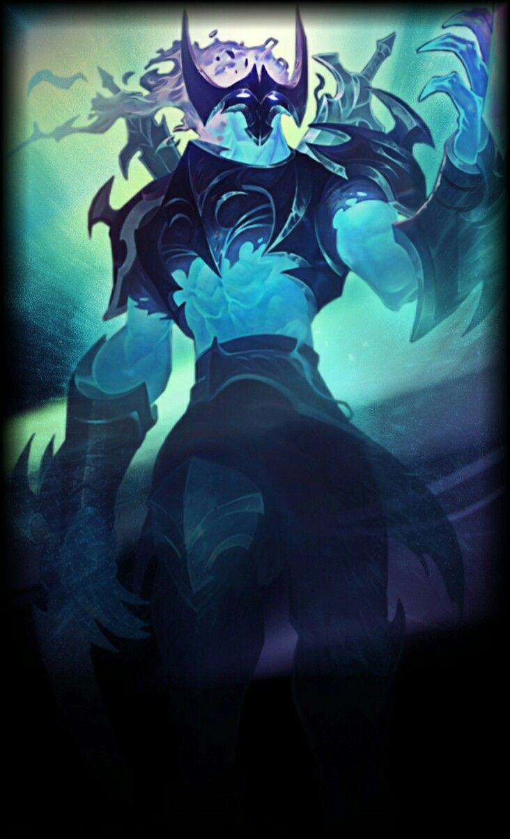 Death sworn zed wallpapers league of legends pinterest - Blood moon zed ...