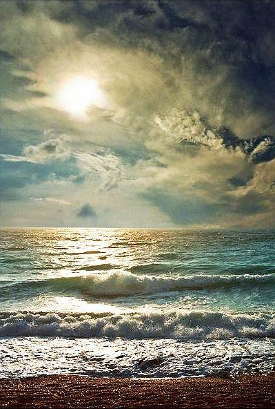 Sunrise on the Ocean                                                                                                                                                                                 More