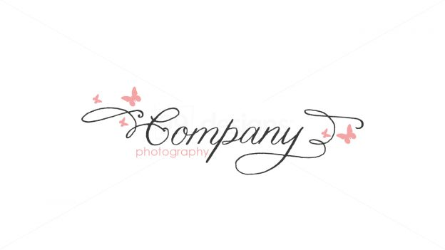curly design - butterflies  on 99designs Logo Store