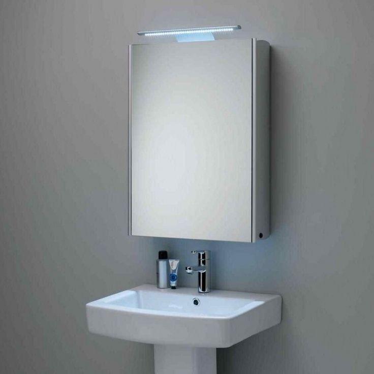 25+ parasta ideaa Pinterestissä Spiegelschrank mit licht - badezimmer spiegelschrank mit beleuchtung günstig