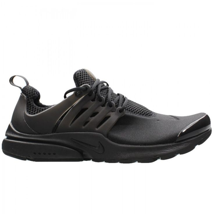 The Nike Presto 'Triple Black' is now available on CityGear.com