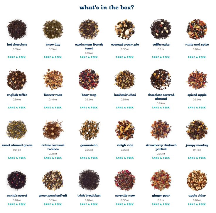 Image result for david's tea advent calendar 2016