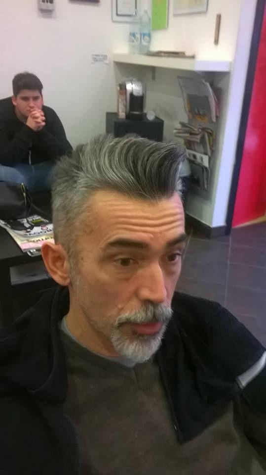 Hair men 2015 Ugo Forli' Italy