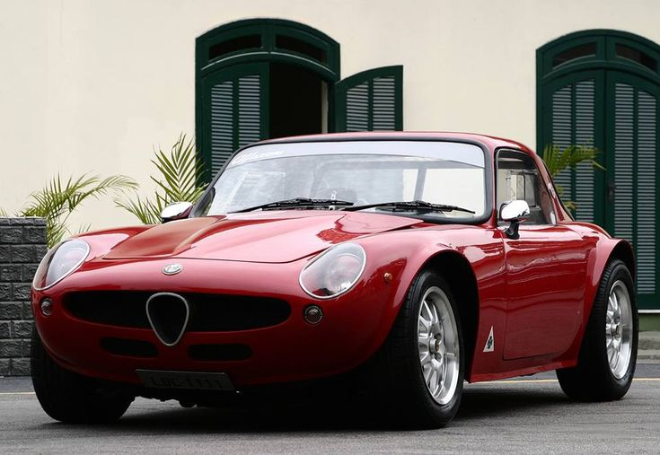 La Velocita' — felizalfa: Alfa Romeo Alfazoni - 1960