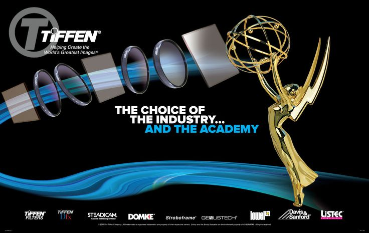Cameron News: Cameron helps Tiffen thank the Academy at CES