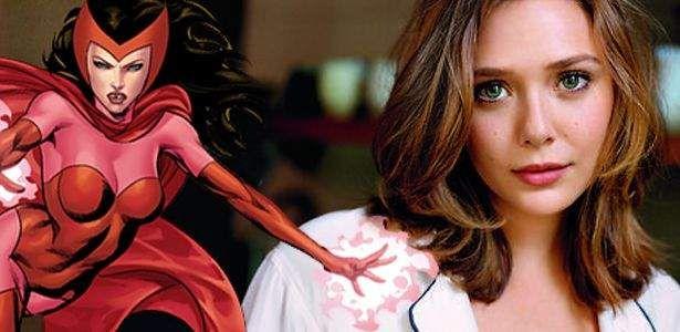 A atriz de Godzilla não mencionou nada sobre interpretar a Feiticeira Escarlate em Vingadores: Era de Ultron, mas Elizabeth Olsen revelou a razão pela qual está tão animada em assinar com a Marvel para a sequência de Joss Whedon. Leia Mais! A atriz ainda não mencionou se irá mesmo interpretar Wanda Maximoff na sequência dos …