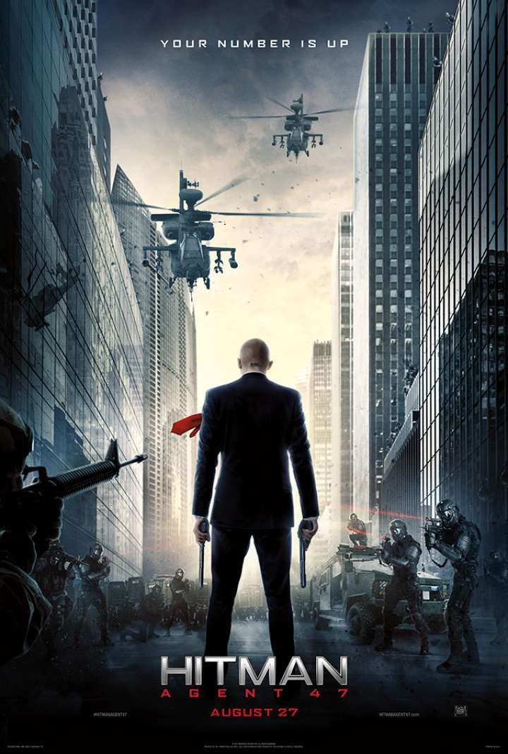 Hitman agent 47 ceo film sa prevodom 2015