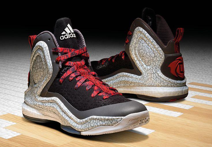 adidas d rose 5 boost alternate away 3 adidas D Rose 5 Boost Home & Alternate Away   Release Date