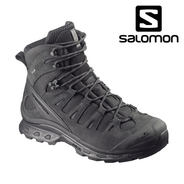 Salomon L37347800 Quest 4D GTX Forces Tactical Boot - Mountaineering Boots - DRTO