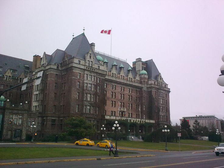 #Victoria #British #Columbia #Canada  #Виктория #Британская #Колумбия #Канада  #The #Fairmont #Empress #Hotel #Отель  @fairmontempress @fairmonthotels #Travel