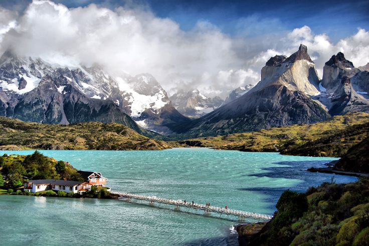 Torres del Paine, Patagonia, Chile
