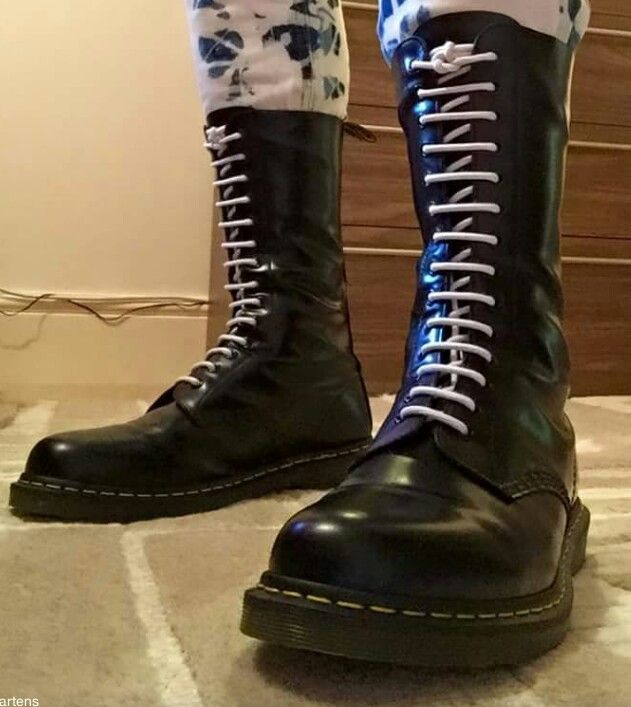 skinhead boots