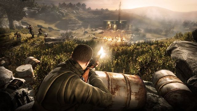 Sniper Elite V2 absolutely free on Steam, but hurry offer ends soon!