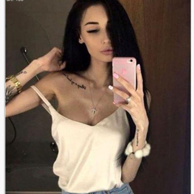 Очень нежная атласная маечка.Цена 300грн#украина#доставка2-3дня#одежда#мода#стиль#девушки#красотка#шоппинг#дешево#качество#подписывайтесь#костюм#секси#фоловми#cool_instagram#instalike#instalove#instacool#instafollow#instamood#instaphoto#followme#instafriends#followmeplease#follow4follow#follow