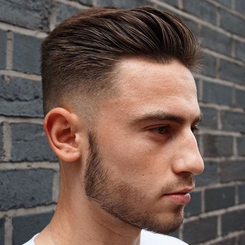 Men's Haircuts For Thick Hair