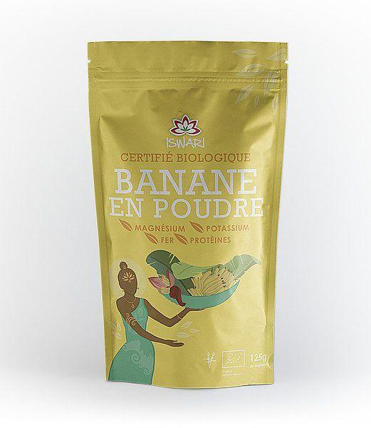 ISWARI » Banane en poudre