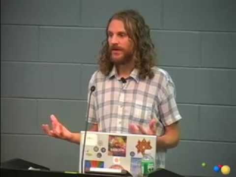 Authors@Google: Matt Amsden & David Wolfe