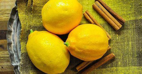 Смешав корицу с лимонным соком, ты получишь уникальное средство!
