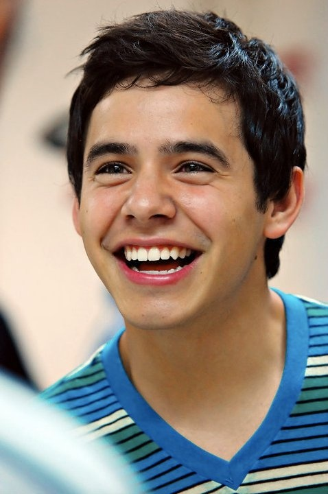 David Archuleta, just too cute