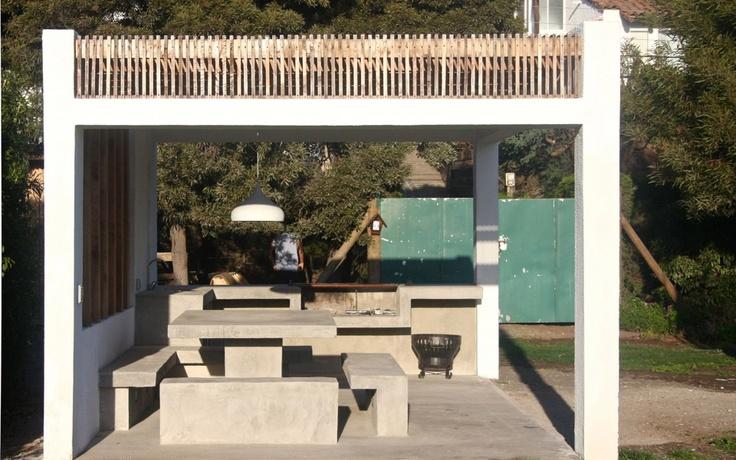 Quincho Marbella L2R arquitectos
