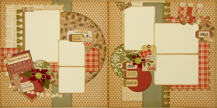 1000+ images about Scrapbook - Two Pages on Pinterest