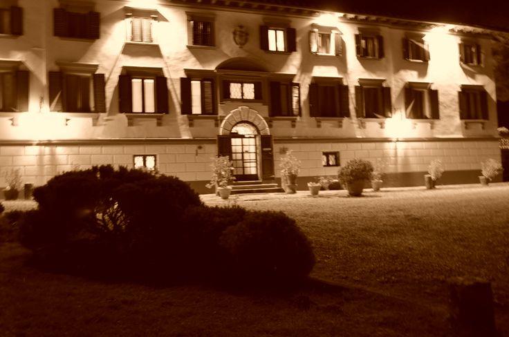 The night....