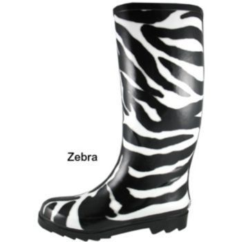 Smoky Mountain 6722 Women's Giraffe Rubber Boot Smoky Mountain. $31.05