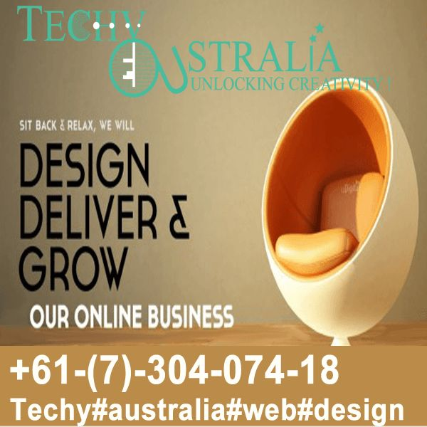 E-commerce Websites in Australia Techy-Australia- +61-(7)-30-40-74-18