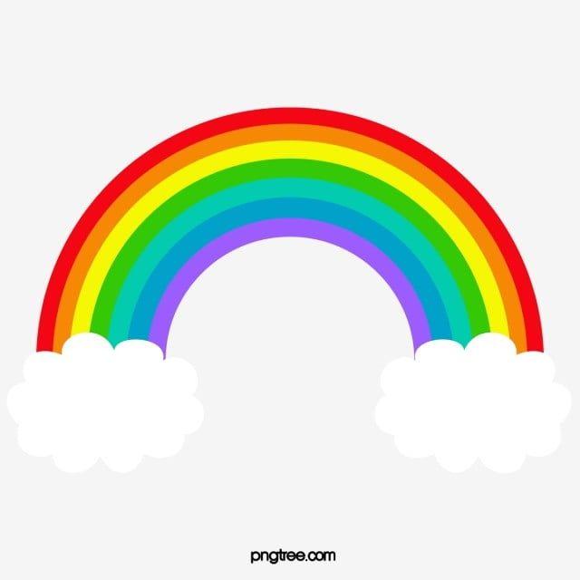 Arco Iris Pintados A Mao Clipart Dos Desenhos Animados Arco Iris Nuvens Imagem Png E Psd Para Download Gratuito Rainbow Cartoon Rainbow Clipart Rainbow Png