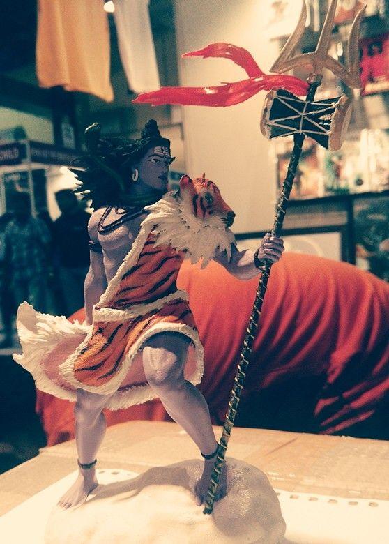 Lord Shiva ....
