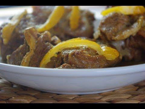 Cuisine marocaine : Tanjia marrakchi /Moroccan Recipe - Marrakech Tangia - YouTube
