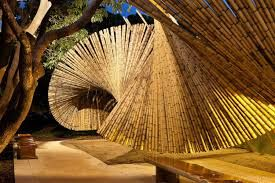 Image result for bamboo construction