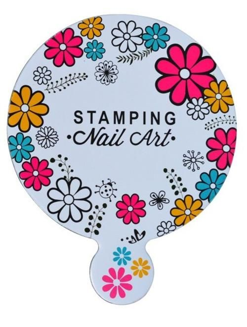 Nails - NAIL ART IMAGE STAMPING PLATE (SG-SERIES) for sale in Virginia (ID:219075175)