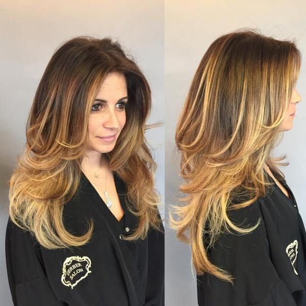 80 Cute Layered Hairstyles And Cuts For Long Hair Long Layered Hair Golden Blonde And Blonde