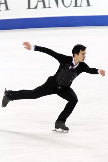 Photo of Patrick CHAN