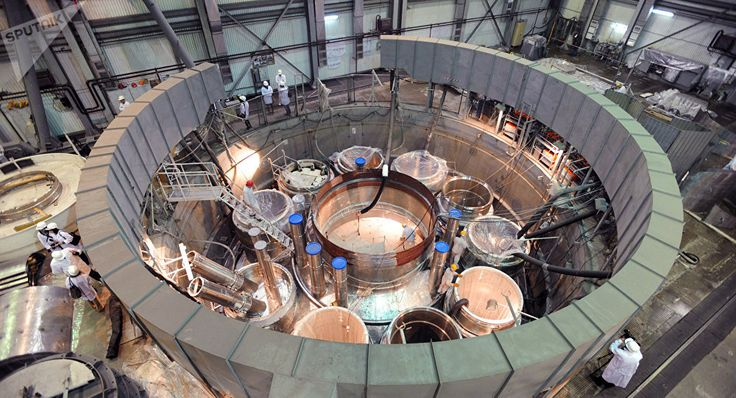 Russia, Sudan's Nuclear Energy Committees Begin Work on NPP Project