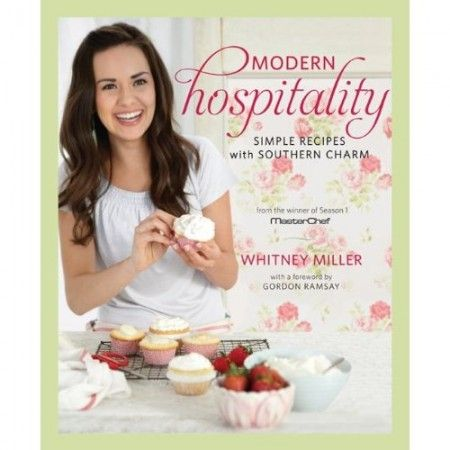 libro cocina de la ganadora de masterchef USA WHITNEY MILLER