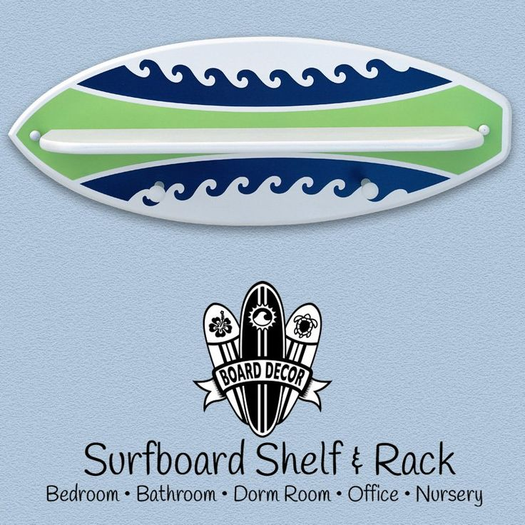 How To Make A Decorative Surfboard