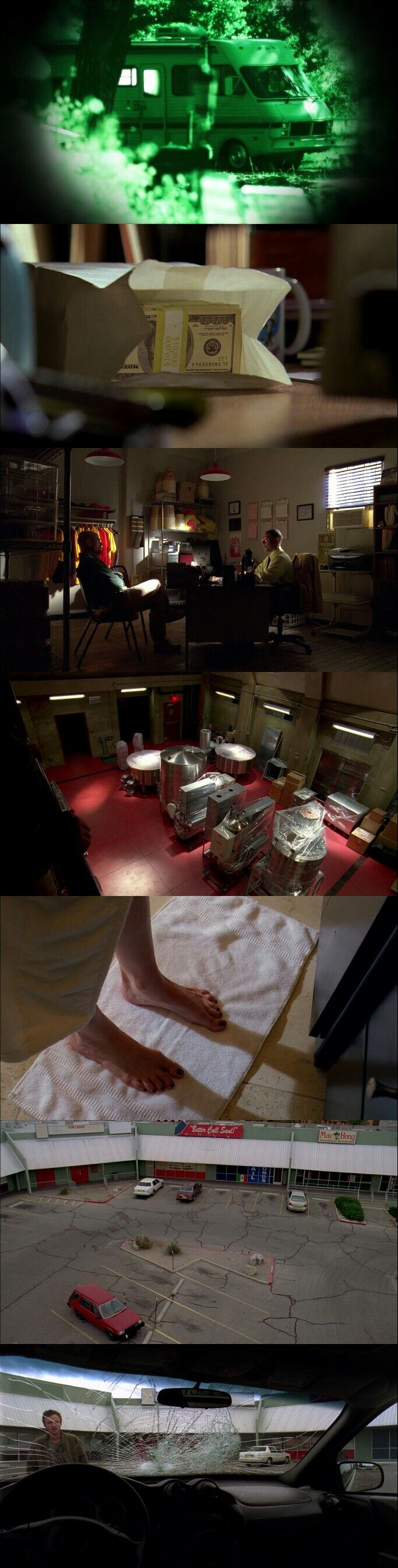 Breaking Bad( 2008 - 2013 ) Season 3 Episode 5 : Más.