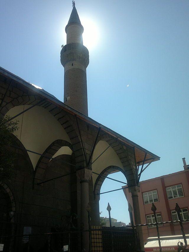 Erzurum Gürcükapı Camii - Erzurum - Vikipedi