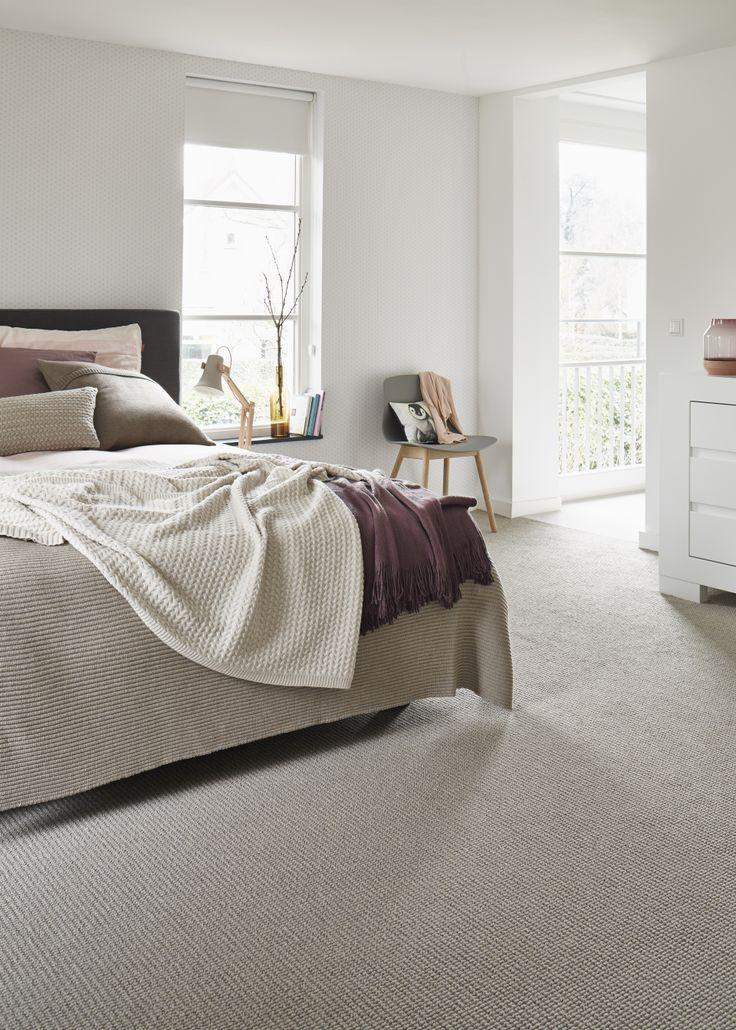 Licht en fris in de slaapkamer met DESSO AirMaster: om fijn in te slapen en wakker te worden!