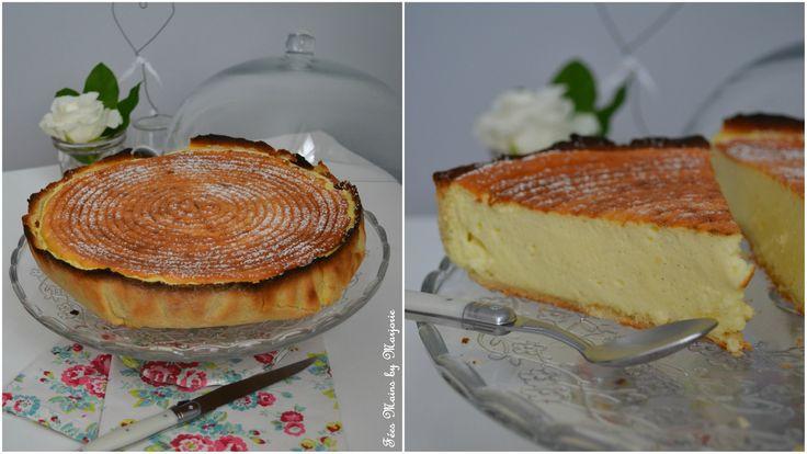Tarte au fromage blanc1