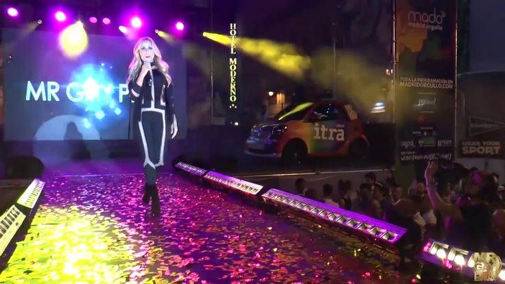 Marta Sánchez ~ La Que Nunca Se Rinde [Gala Mr. Gay Pride España, Madrid...
