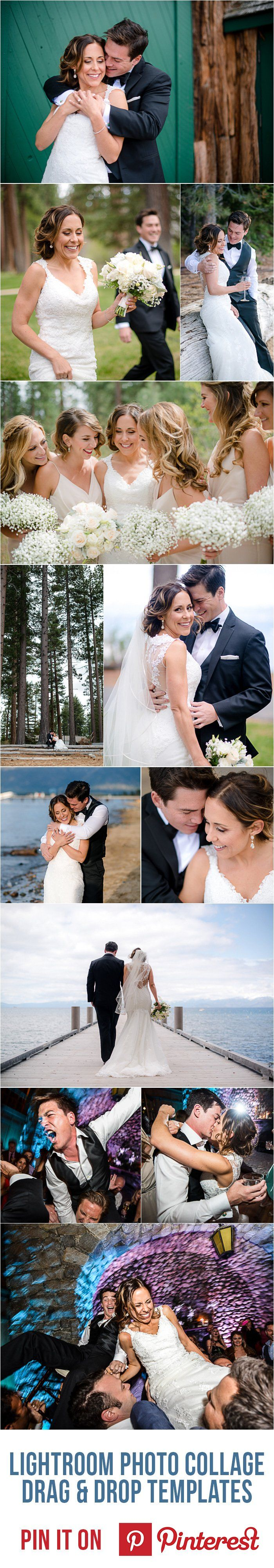 Lightroom Photo Collage Templates to Make Designing Collages as Simple as Drag & Drop!