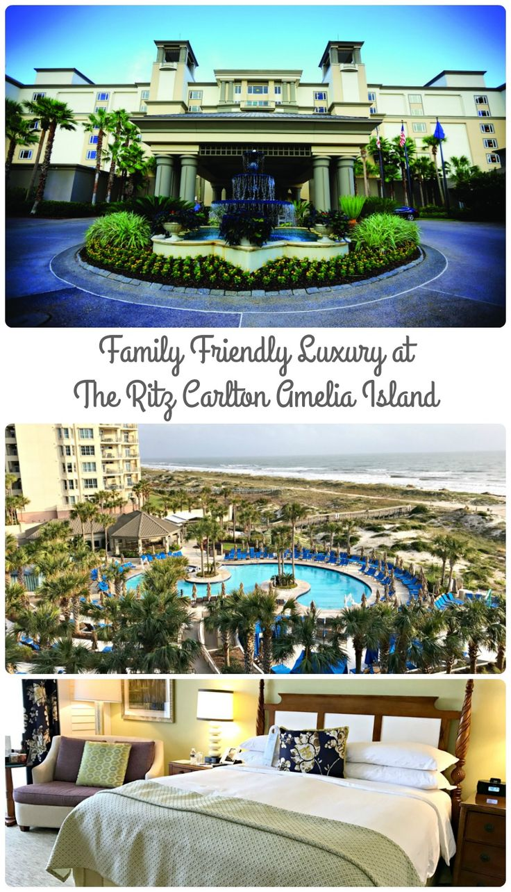From AAA 5 Star-Diamond dining to an amazingly luxurious spa to a kids' club that goes above and beyond, The Ritz-Carlton, Amelia Island is sure to surpass the expectations of every member of your family. #hosted #RCMemories #loveAmelia