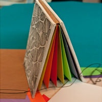 Handcrafted note book