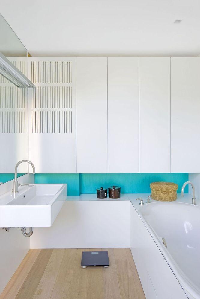 828 beste afbeeldingen over interior op pinterest restaurant betonvloeren en witte interieurs - Amenager een stuk in de lengte ...