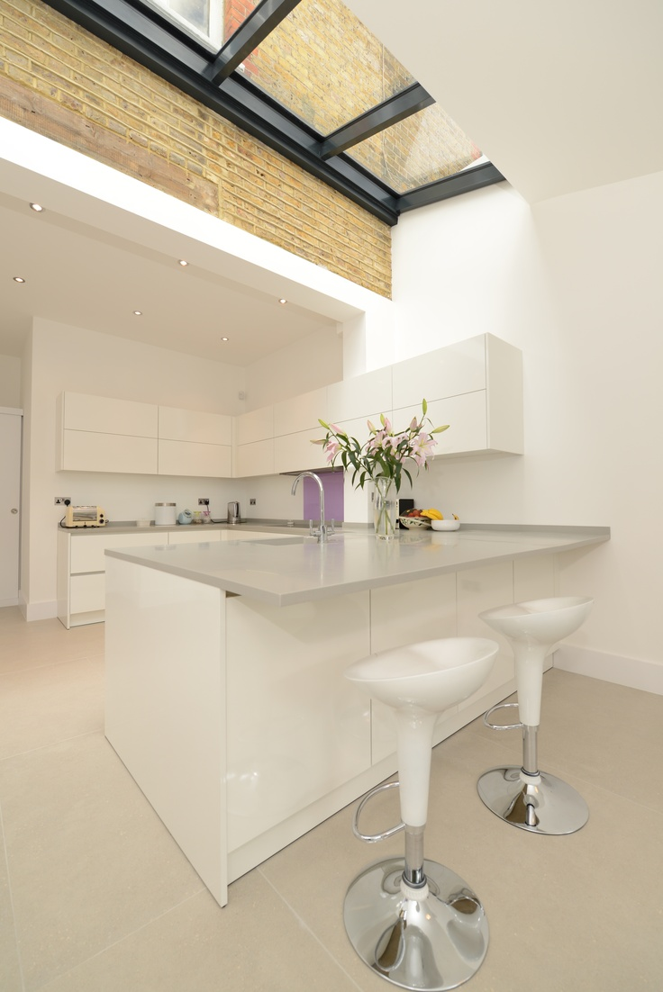 Ground floor extension, Victorian property London - Design Squared Limited