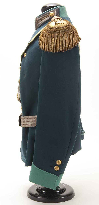 74: IMPERIAL RUSSIAN COMMANDER UNIFORM : Lot 74