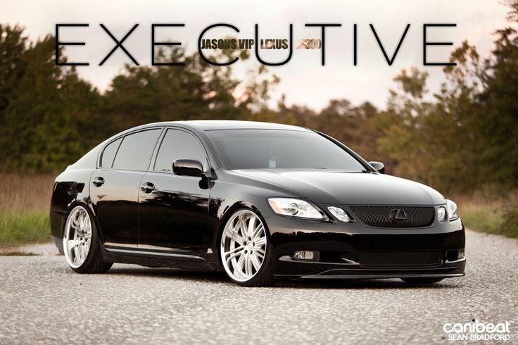 Executive: Jasons VIP Lexus GS300 #ForTheDriven #Scion #Rvinyl =========================== http://www.rvinyl.com/Scion-Accessories.html